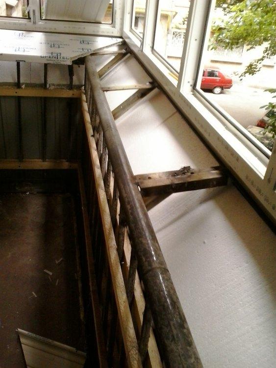 Стоимость выноса балкона..
